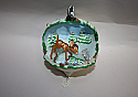 Hallmark 2005 Skating Lesson Ornament Walt Disney Bambi QXD4242 No Box
