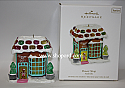 Hallmark 2011 Flower Shop Ornament 6th in the Noelville series QX8879