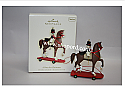 Hallmark 2008 A Pony for Christmas Ornament 11th in the series QX7104