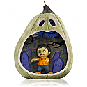 Hallmark 2015 Happy Halloween Ornament 3rd In The Series QFO5247