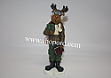 Boyds Critter & Co. The Moose Troop - Orville Moosenflight #36918