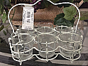 Hallmark Distressed Ivory Tea Light Holder 1EHD26202