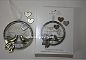 Hallmark 2011 Anniversary Celebration Ornament  Changeable Years QXG4099