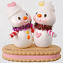 Hallmark 2018 Keepsake Sweet and Sassy Sisters Ornament QGO1776