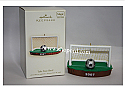 Hallmark 2007 Take Your Shot Ornament QXG2169