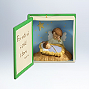 Hallmark 2012 A Child Is Born Ornament QXG4514