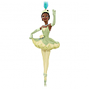 Hallmark 2015 Tiana Ballerina Ornament Disney The Princess And The Frog QXD6069