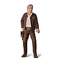 Hallmark 2016 Han Solo Star Wars Ornament The Force Awakens 20th In The Star Wars Series QX9254 Damaged Box