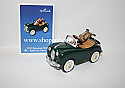 Hallmark 2003 Gillham 1949 Sport Ornament 10th in the Kiddie Car Classics Series QX8139 set of 2