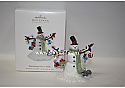 Hallmark 2010 Branching Out in Style Keepsake Ornament Club QXC1003