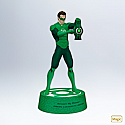 Hallmark 2012 Beware My Power Green Lantern Ornament QXI2851