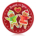 Hallmark 2014 Sweet on You Ornament QGO1176