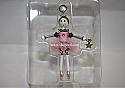 Hallmark 2005 Tiny Ballerina Miniature Ornament QXM8142