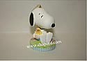 Hallmark 2004 Peanuts A New Friend Snoopy Spring Ornament QEO8364