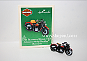 Hallmark 1933 Flathead Model VLD Harley Davidson Motorcycles 2004 Miniature Ornament 6th in the series QXM5191