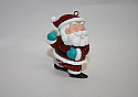 Hallmark 2005 Shake It Santa Ornament WD3533