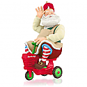 Hallmark 2015 Toymaker Santa Ornament 16th In The Series QX9059