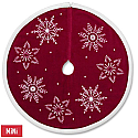 Hallmark 2017 Keepsake Miniature Tree Skirt QFM3341