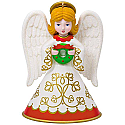 Hallmark 2017 Keepsake Heriloom Angels Ornament QX9415