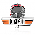 Hallmark 2015 Top Gun Ornament QXI2249