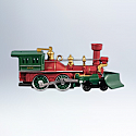 Hallmark 2012 Lionel Nutcracker Route Christmas Train Locomotive Ornament 17th in the Lionel Trains series QX8211