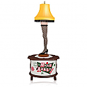 Hallmark 2015 The Envy Of Cleveland Street Ornament A Christmas Story Leg Lamp QXI2269