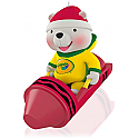 Hallmark 2015 Color Me Happy Crayola Ornament QXI2697
