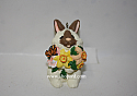 Hallmark 1998 Garden Club Spring Ornament 4th and Final In The Series QEO8426 Damaged Box