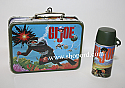 Hallmark 2002 GI Joe Lunchbox Set of 2 QX8286