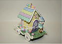 Hallmark 2005 Very Important Bunny Easter Parade Collection Spring Ornament QEO8242
