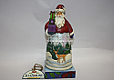 Jim Shore Holiday Gifts Small Santa with Gifts Figurine 4010848