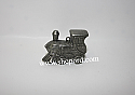 Hallmark 2002 Locomotive Monopoly Game Advance to Go Miniature Ornament 3rd in the Series QXM4353
