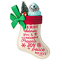 Hallmark 2016 The Joy Of Giving Ornament QGO1471