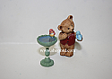 Hallmark 1999 Favorite Friends Merry MiniaturesSet of 2 Figurine QFM8537