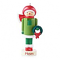 Hallmark 2013 Merry Mom Ornament QXG1932