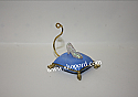 Hallmark 2001 The Glass Slipper Miniature Ornament Walt Disney  Cinderella QXD4182
