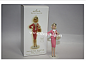 Hallmark 2009 Preferably Pink Barbie Doll Barbie Ornament QXI2024