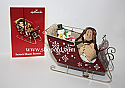 Hallmark 2003 Santas Magic Sleigh Ornament QRP4247