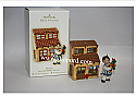 Hallmark 2007 Mexico Joy to the World Collection Ornament set of 2 QSR8027