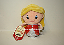 Hallmark itty bitty Holiday Barbie Plush KID3394