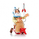 Hallmark 2013 Toymaker Santa Ornament 14th in the series QX9022