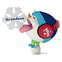 Hallmark 2016 Grandson Ornament QGO1154