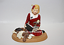 Hallmark 2002 American Girl Kit Ornament QAC6411