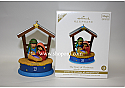 Hallmark 2011 The Story of Christmas Advent Countdown Ornament QXG7586