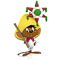 Hallmark 2015 The Merriest Mouse In All Of Mexico Ornament Speedy Gonzales Looney Tunes QXI2087