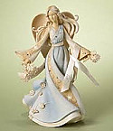 Enesco Foundations Joy Angel Figurine 4025634
