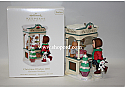 Hallmark 2010 Christmas Window 8th in the Series Keepsake Ornament Club QXC1001