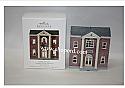 Hallmark 2012 Public Library Nostalgic House and Shops Special Edition Keepsake Ornament Club (koc) QXC5054