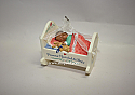Hallmark 2005 Primera Navidad De Bebe Ornament QXG4595 Damaged Box