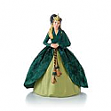 Hallmark 2013 Scarlett's Green Gown Ornament Gone With The Wind QXI2132
